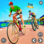 BMX Bicycle Rider – PvP Race: Cycle racing games  APK MOD (Unlimited Money) 1.1.0