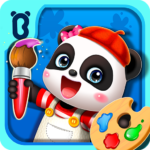 Baby Panda's Art Classroom APK MOD (Unlimited Money) 8.53.11.02