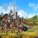 Battle Seven Kingdoms Kingdom Wars2  APK MOD (Unlimited Money) 2.0.2