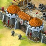 CITADELS 🏰 Medieval War Strategy with PVP  APK MOD (Unlimited Money) 18.0.28