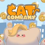 POP Cat Company : Idle Cat inc Tycoon Lovely Game  APK MOD (Unlimited Money) 1.0.34