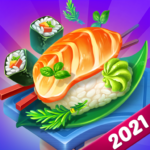 Cooking Love Crazy Chef Restaurant cooking games   APK MOD (Unlimited Money) 1.1.0