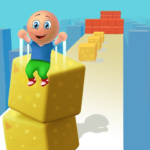 Cube Stack 3d: Fun Passing over Blocks and Surfing APK MOD (Unlimited Money) 1.0.7
