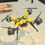 Drone Attack Flight Game 2020-New Spy Drone Games   APK MOD (Unlimited Money) 1.5