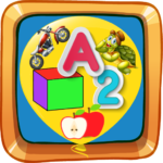 Educational Balloons: Alphabet Numbers Shapes APK MOD (Unlimited Money) 2.6