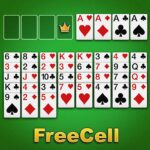 FreeCell Solitaire APK MOD (Unlimited Money) 1.8