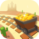 Gold Rail Build your Kingdom   APK MOD (Unlimited Money) 1.0.2