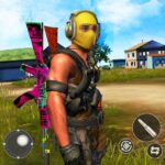 Guns Battle Royale: Free Shooting Game- Pixel FPS APK MOD (Unlimited Money) 1.0.1