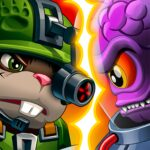 Hamsters PVP Fight for Freedom  APK MOD (Unlimited Money) 1.47