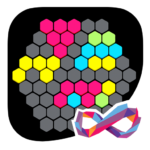 Hex FRVR – Drag the Block in the Hexagonal Puzzle APK MOD (Unlimited Money) 3.15.5