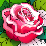 Hey Color Paint by Number Art & Coloring Book APK MOD (Unlimited Money) 1.4.6
