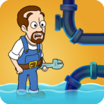 Home Pipe: Water Puzzle  APK MOD (Unlimited Money) 3.0com.stundpage.nimi.fruit.blender