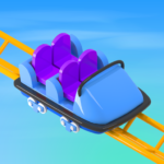 Idle Roller Coaster APK MOD (Unlimited Money) 2.5.7