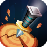 Knife Throw 3D   APK MOD (Unlimited Money) 2.18