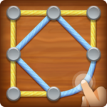 Line Puzzle: String Art   APK MOD (Unlimited Money) 21.0315.00
