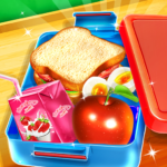 My LunchBox – School Kids Cooking Game APK MOD (Unlimited Money) 1.0.7