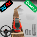 Sky Car Driving Stunt Impossible Track APK MOD (Unlimited Money) 1.10