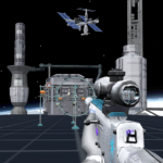 Space Warrior: Target Shoot   APK MOD (Unlimited Money) 1.0.3