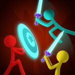 Stickman Exile Hero   APK MOD (Unlimited Money) 1.12