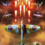 Top Fighter WWII airplane Shooter   APK MOD (Unlimited Money) 4