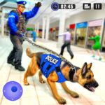 US Police Dog Shopping Mall Crime Chase 2021 APK MOD (Unlimited Money) 2.1