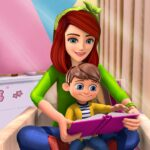 Virtual Baby Sitter Family Simulator APK MOD (Unlimited Money) 1.1.1