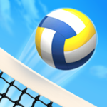 Volley Clash Free online sports game   APK MOD (Unlimited Money) 1.1.0
