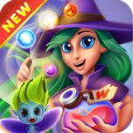 WitchLand – Bubble Shooter 2021 APK MOD (Unlimited Money) 1.0.24