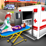 Ambulance Doctor Hospital – Rescue Game APK MOD (Unlimited Money)