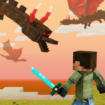 Battle Craft – 3D Pixel World APK MOD (Unlimited Money)