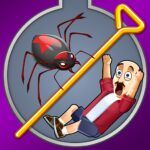 Freeze the Spider – Pull the Pin Game APK MOD (Unlimited Money)