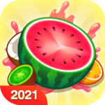 Fruit Crush – Merge Watermelon APK MOD (Unlimited Money)