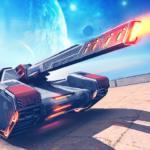 Future Tanks: Action Army Tank Games APK MOD (Unlimited Money)