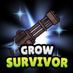 Grow Survivor – Idle Clicker APK MOD (Unlimited Money)
