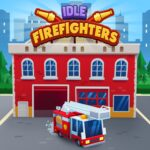 Idle Firefighter Tycoon Fire Emergency Manager  APK MOD (Unlimited Money) 0.14
