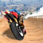 Impossible Mega Ramp Bike stunts: Bike Stunt Games  APK MOD (Unlimited Money) 1.40