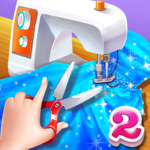 ✂️🧵Little Fashion Tailor 2 – Fun Sewing Game  APK MOD (Unlimited Money) 6.6.5066