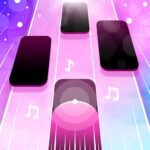 Magic Pink Tiles: Piano Game  APK MOD (Unlimited Money) 1.0.8