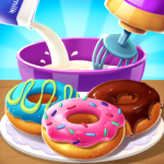 🍩🍩Make Donut – Interesting Cooking Game   APK MOD (Unlimited Money) 5.6.5052