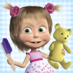 Masha and the Bear: House Cleaning Games for Girls APK MOD (Unlimited Money) 2.0.0