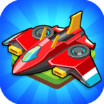 Merge Planes – Best Idle Relaxing Game APK MOD (Unlimited Money)