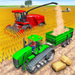 Modern Tractor Farming Simulator: Offline Games APK MOD (Unlimited Money) 1.34