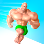 Muscle Rush Smash Running Game  APK MOD (Unlimited Money) 1.1.0