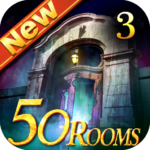 New 50 rooms escape:Can you escape:Escape game Ⅲ APK MOD (Unlimited Money)