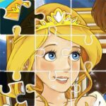 Princess Puzzles and Painting APK MOD (Unlimited Money)
