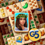 Pyramid of Mahjong: A tile matching city puzzle APK MOD (Unlimited Money)