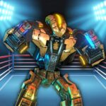 Real Robot Ring Boxing APK MOD (Unlimited Money) 1.16