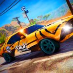 Rush: Extreme Racing Multiplayer Drift game APK MOD (Unlimited Money)