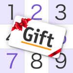 Sudoku ‐Puzzle&Prize Win a Gift Cards on the spot! APK MOD (Unlimited Money)