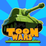 Toon Wars: Awesome PvP Tank Games APK MOD (Unlimited Money)